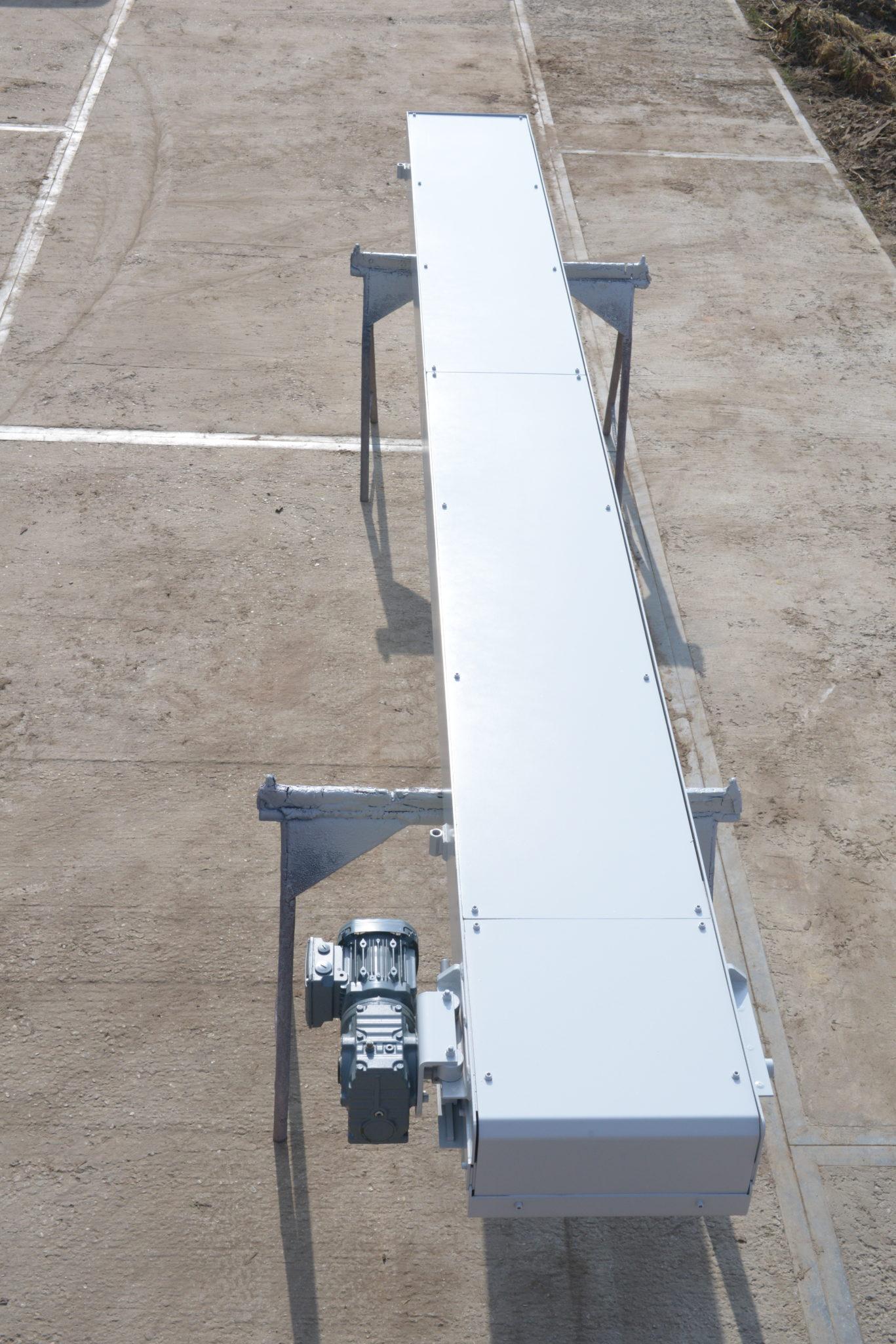 Benno Wimmer Mechanische Werkstätte und Metallbau | Kettenförderer